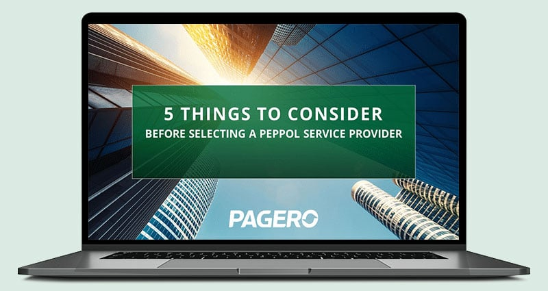 5 things to consider before selecting a Peppol provider